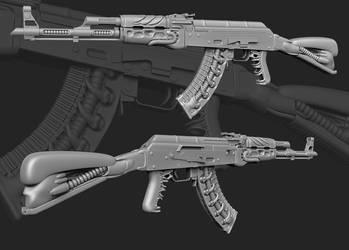 CS:GO AK-47 Dead Pulse Progress 2