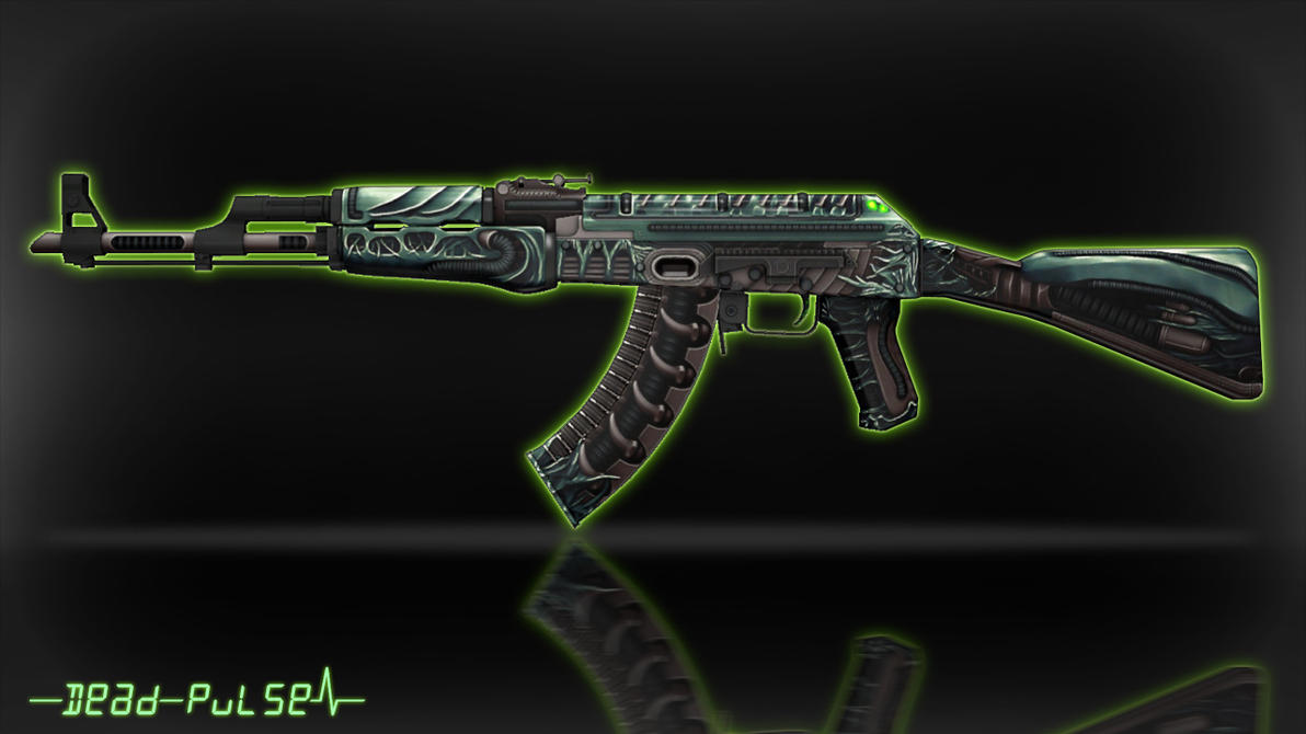 CS:GO AK-47 Dead Pulse by 9thKnight