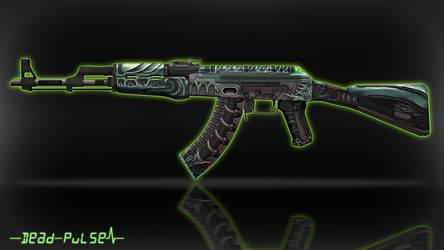 CS:GO AK-47 Dead Pulse