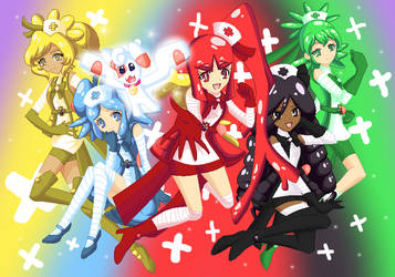Medical Precure by Jazzzeh51