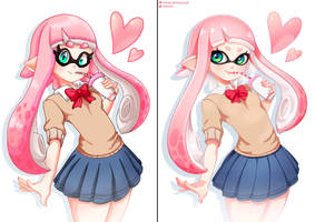 Pink Inkling Neocoill Comparison by Jazzzeh51