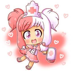 Cutie Nurse Keoen by Jazzzeh51
