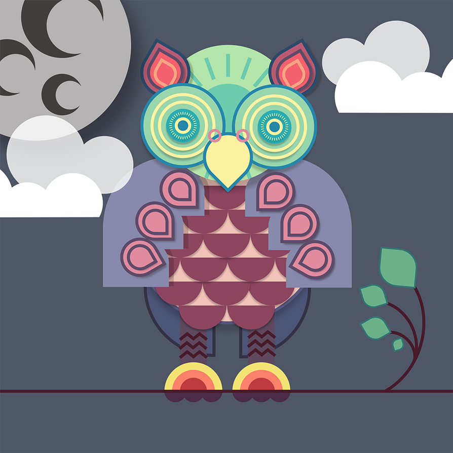 Owl By Scriba and Assembly by GetScriba