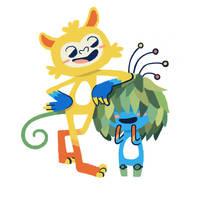 Vinicius and Tom by Scriba by GetScriba