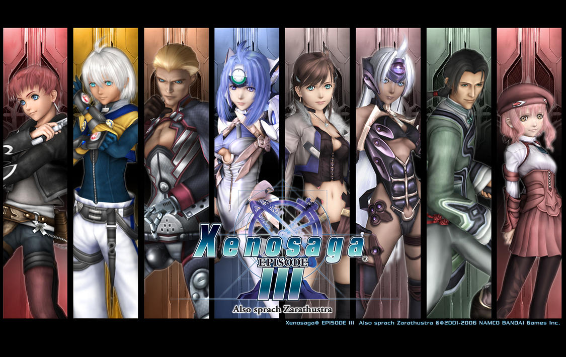 [Test] Xenosaga Episode III : Also Sprach Zarathustra Xenosaga_III_1900x1200_ver_2_by_REProduction