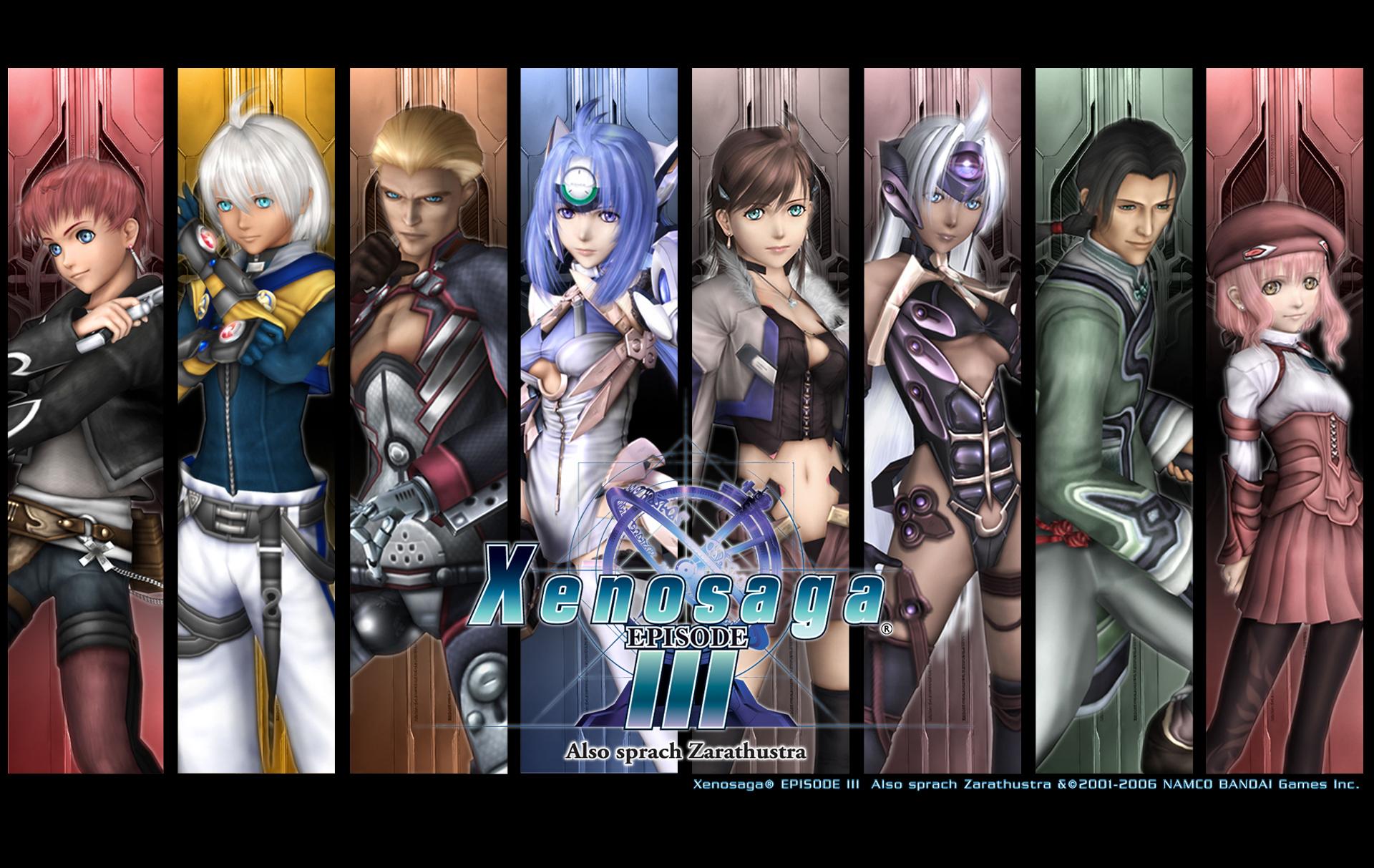 Xenoblade Chronicles X...