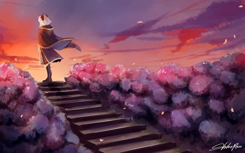 Weltfremdheit by shihoran