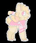 Tan + Pink Deer Adopt [CLOSED]