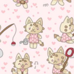 Kat Tile Pattern