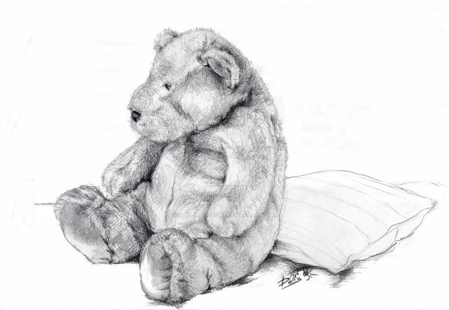 Teddy Bear By Adolin Of Light On Deviantart