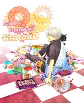 happy birthday to gintoki