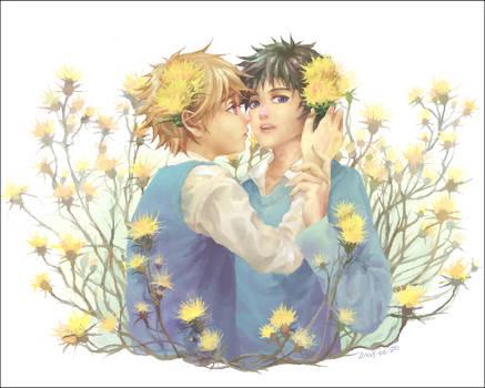 flowering boys