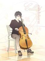 Cellist-abe by dorset