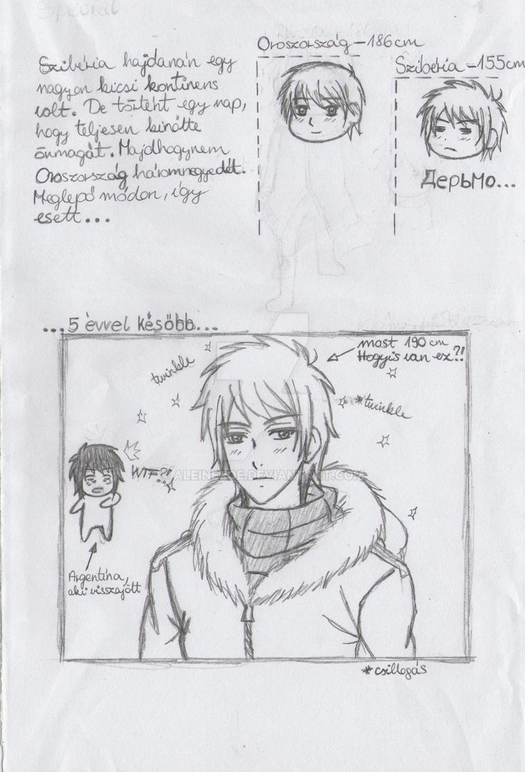 Hetalia manga XD by Aleude