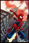 A Spidey Tale (Inks by Tony Kordos) - COLOURS
