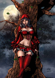 Red Riding Hood (ColorBattle2020)