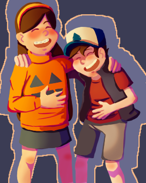 Pines twins by TimmiMae