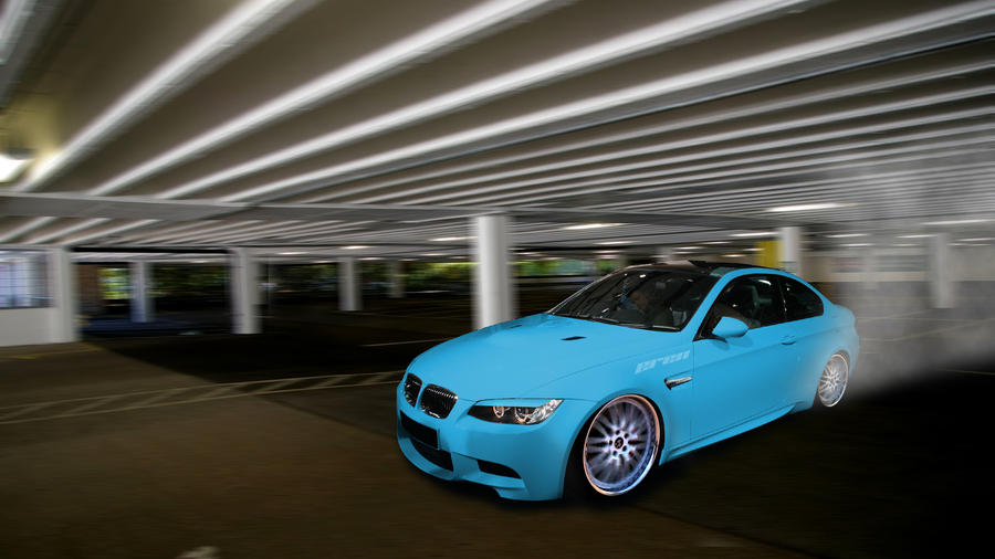 BMW M3 2007 Drift by erenb96 on deviantART