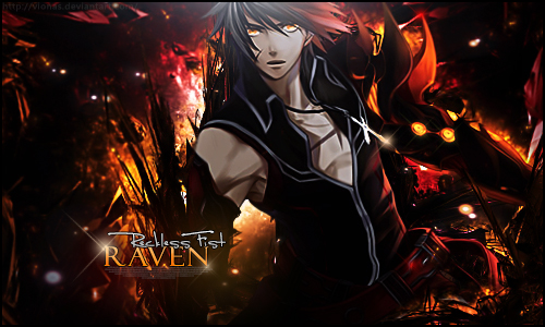 Raven by Vionas