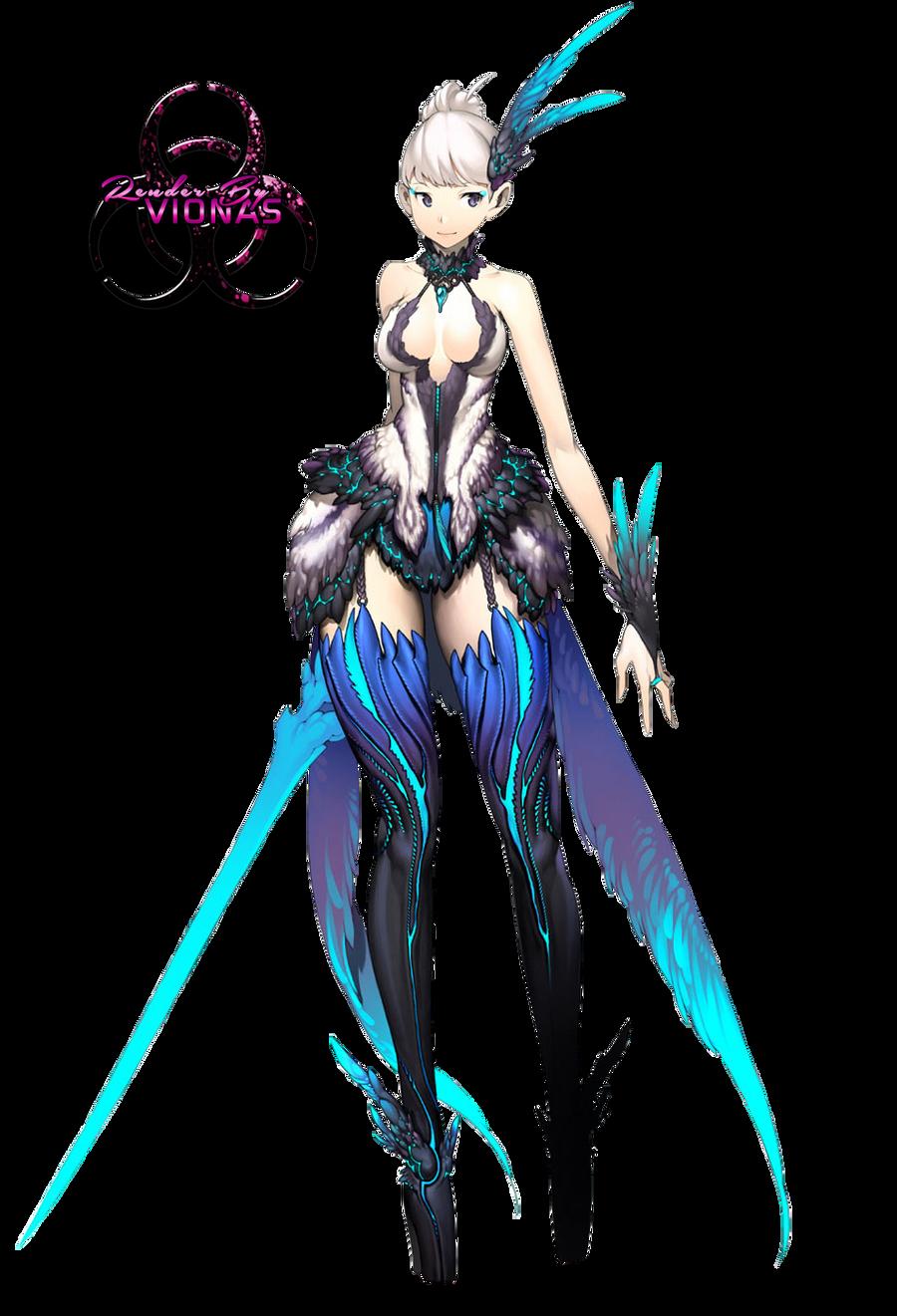 Female warrior by vionas on deviantart - Anime female warrior ...