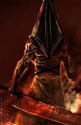 pyramid head by nefar007
