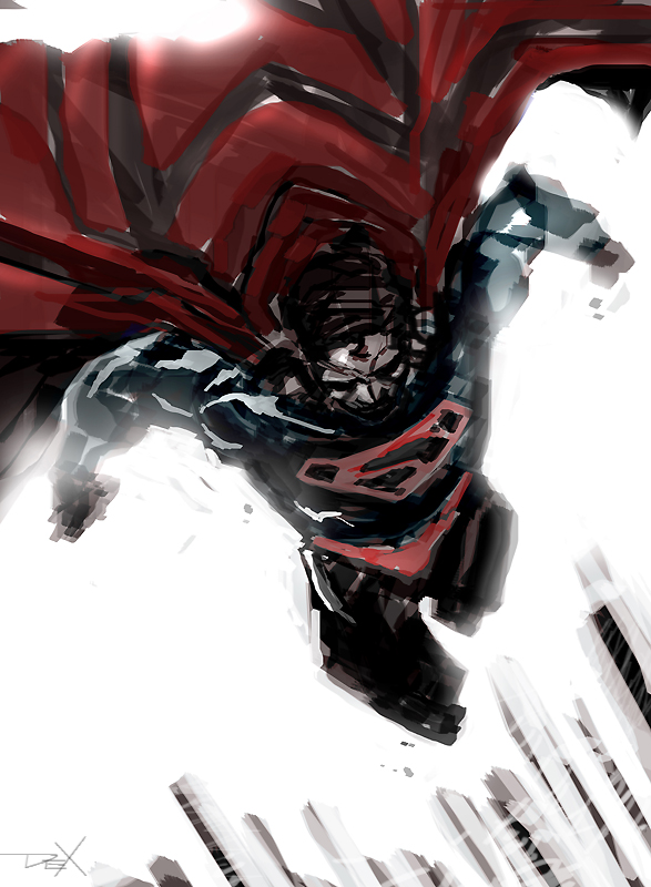 superman by nefar007