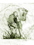bear hunt by nefar007