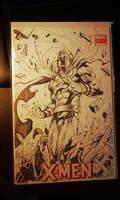 x-men cover commission