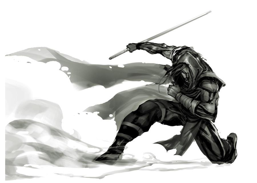Jedi by nefar007