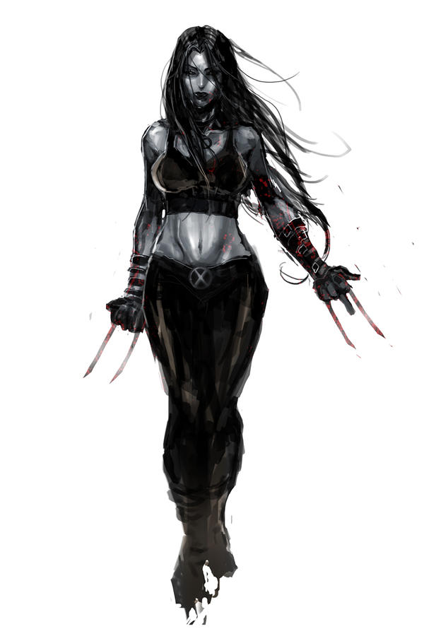 x23 by nefar007 on DeviantArt X 23