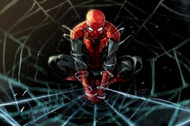 Spider-man by nefar007