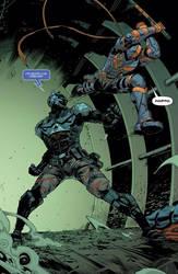 Batman Arkham Knight: Genesis (with colors)