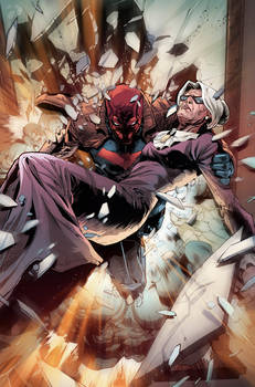 Red Hood and the Outlaws #1 (colored)