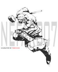 hammersmith by nefar007