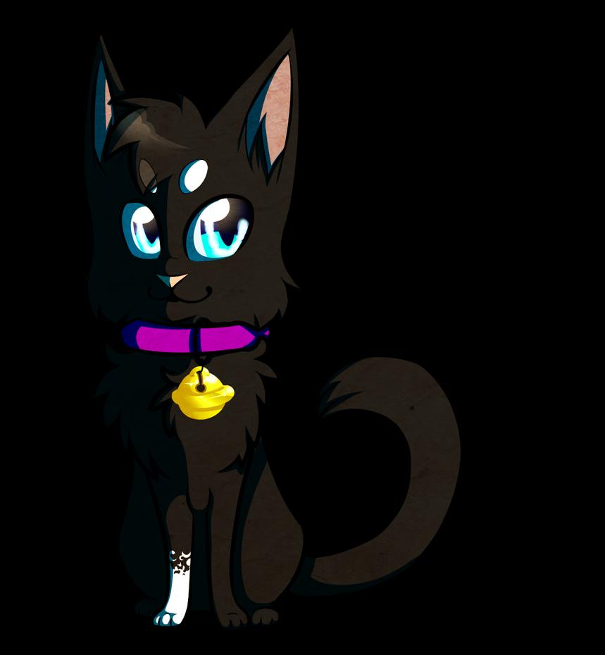 Chibi Tiny/Scourge by TayaTheDemon - 295.3KB