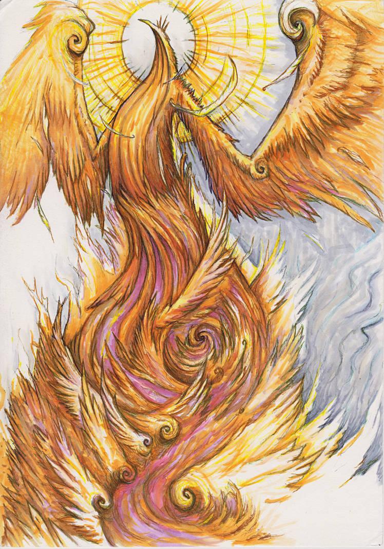 the plural of phoenix