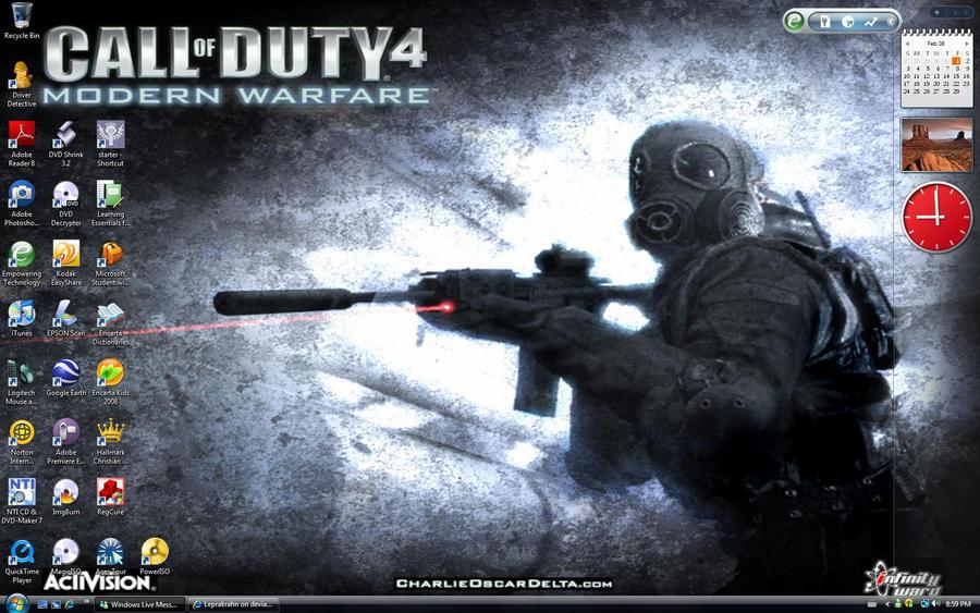 Call of duty 4: modern warfare (2007) разработчик: infinity ward издатель: новый диск год выпуска: 2007 сайт игры: www