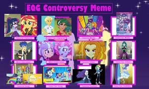 Equestria Girls controversy meme