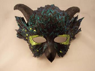 Prom Mask 1 by paulaspixies