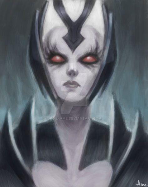 Vengeful spirit by K0uXame