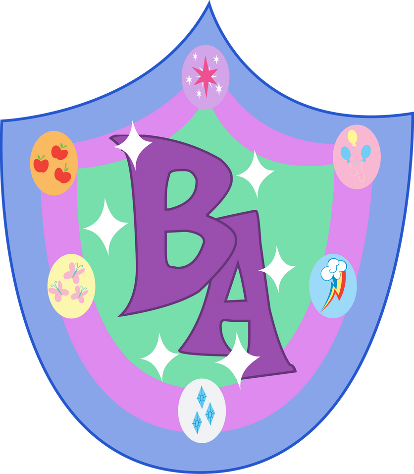 Brony Academy Patch by credechica4