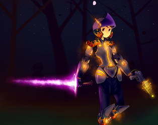 Meteor Armor by Suweeka