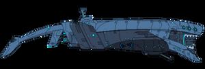 Dibaryon Carrier Ship Pixel