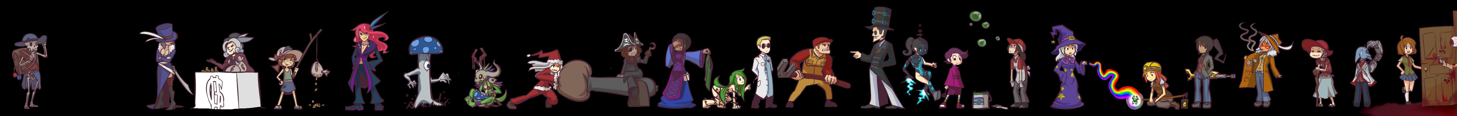 Terraria NPC Genderbending Complete Complete