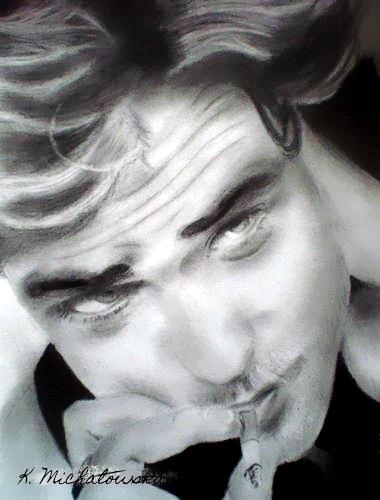 Robert Pattinson by keat1905