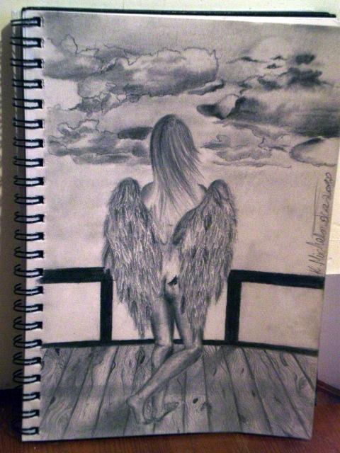 Angel by keat1905