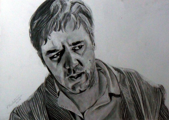 Russell Crowe by keat1905