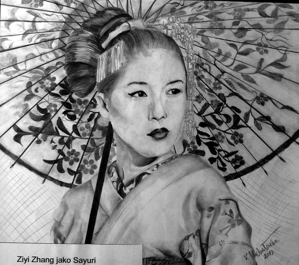 Memoirs of a Geisha by keat1905