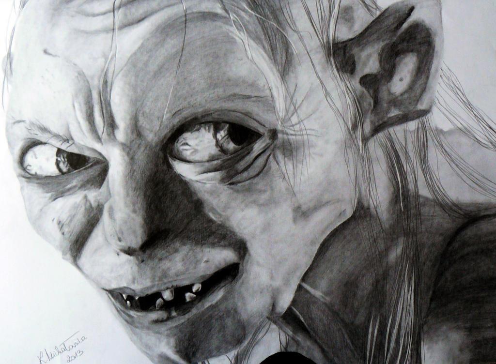 Gollum by keat1905