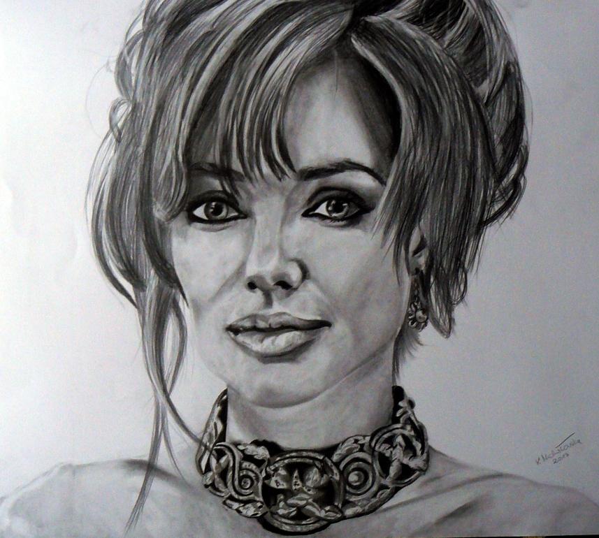 Angelina Jolie by keat1905